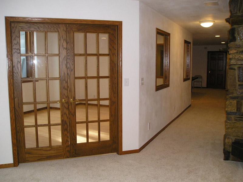 salzieder builders finished basement